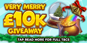 Very Merry £10K Giveaway